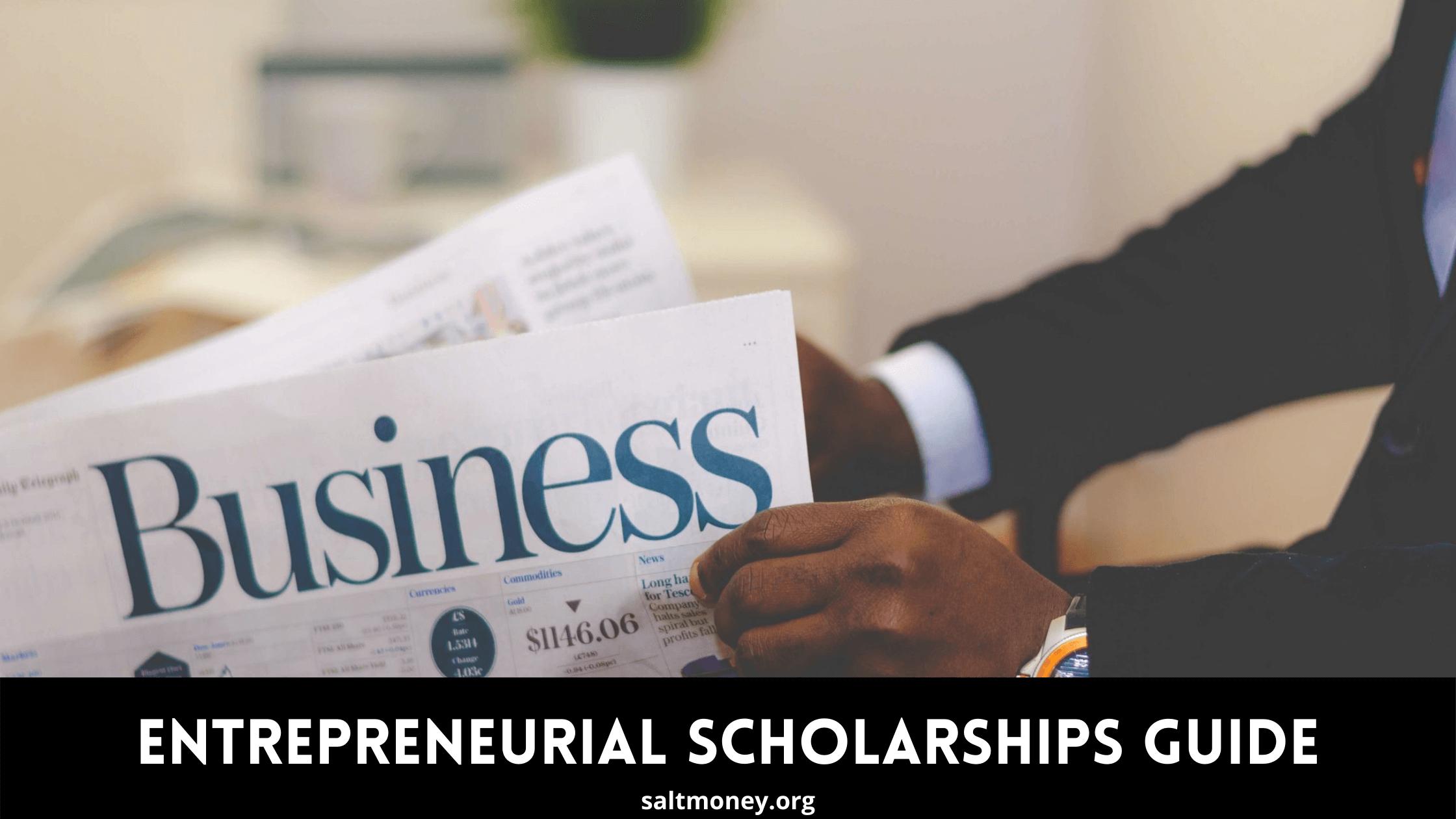 Entrepreneurial Scholarships