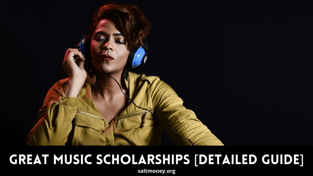 Great Music Scholarships