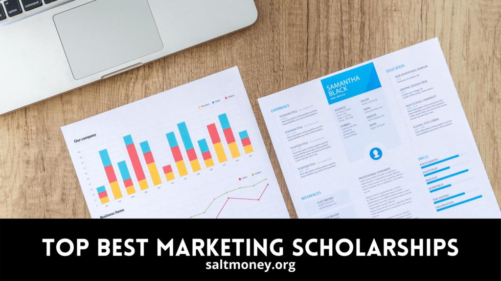 Top Best Marketing Scholarships