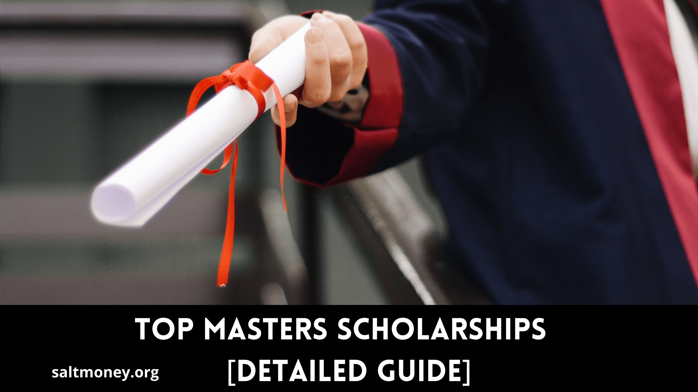 Top Masters Scholarships