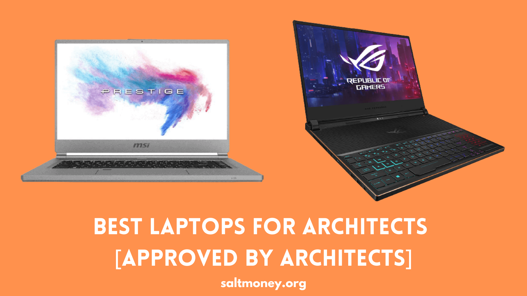 Best Laptops For Architects Review
