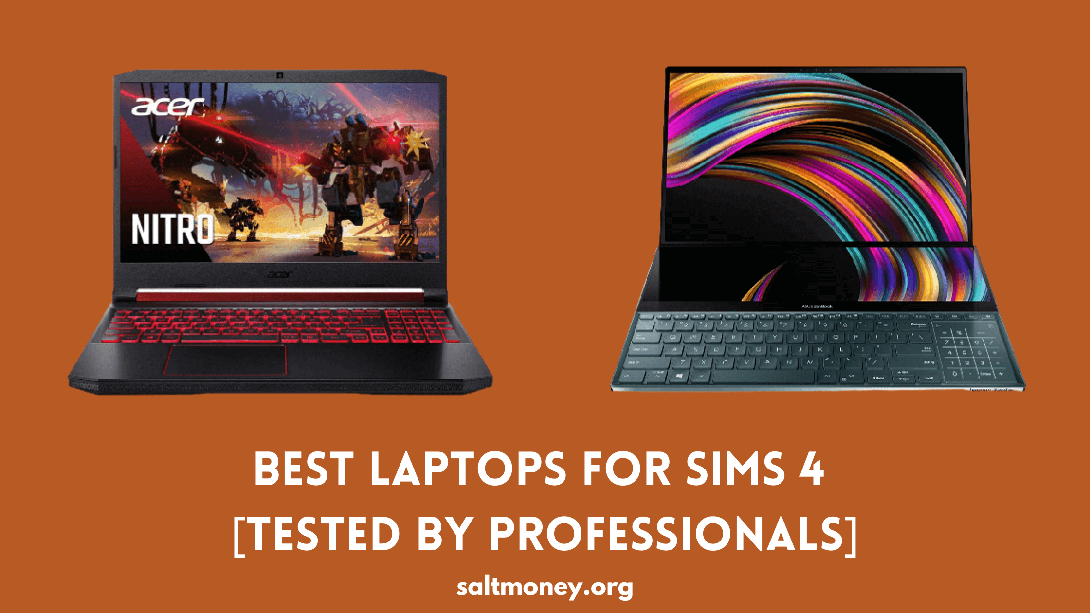 Best Laptops For Sims 4 Review