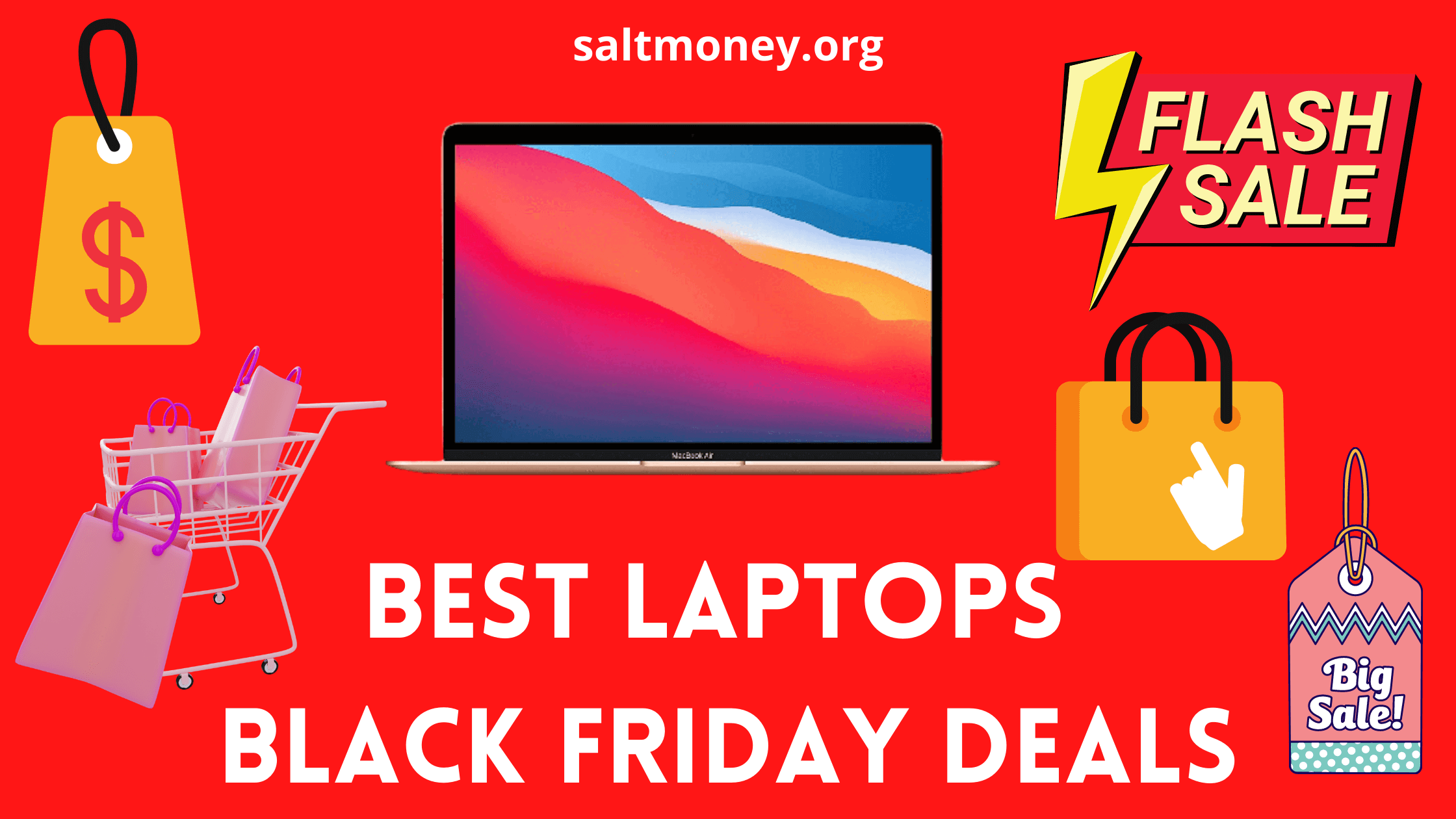 Best Laptops Black Friday Deals 2021